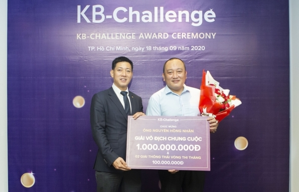 kb challenge contest crowns champion