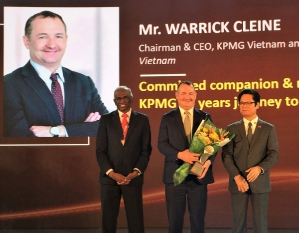 kpmg recognised at asia human resources development awards 2018