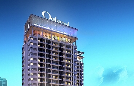 oakwood forays into capital with debut of oakwood residence hanoi