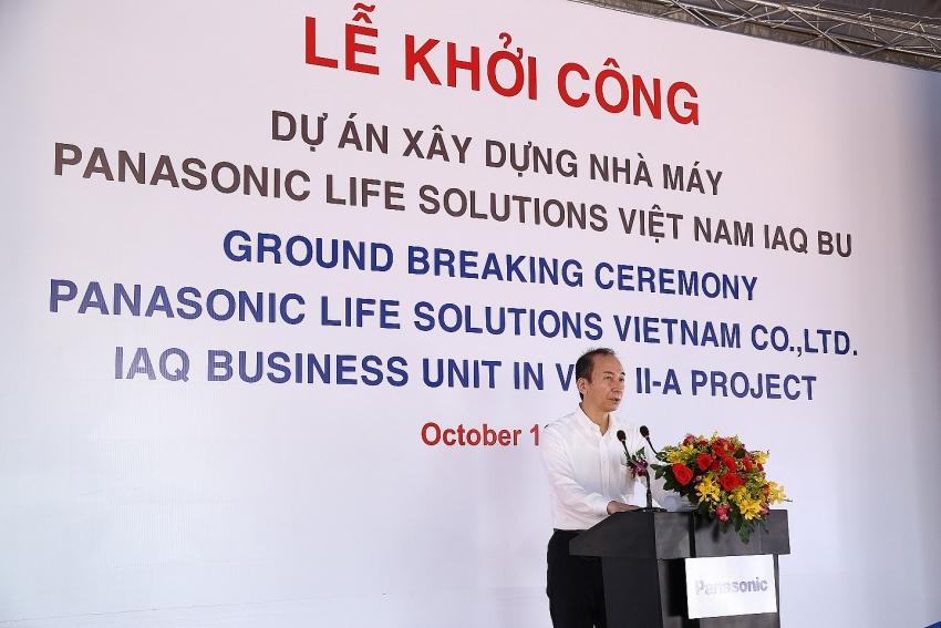 panasonic life solutions vietnam builds second factory in vietnam