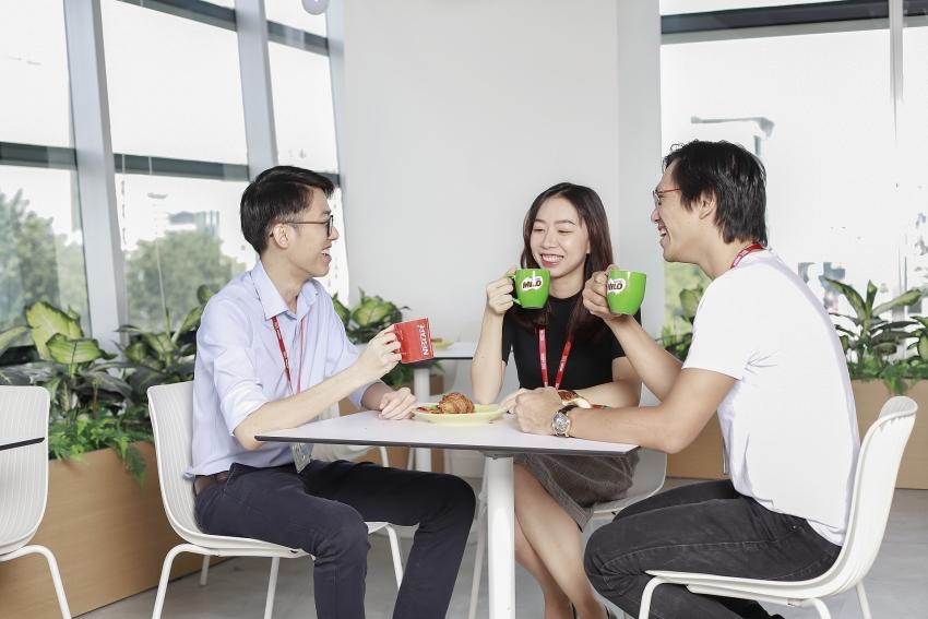 nestle vietnam once again honoured for taking good care of employees