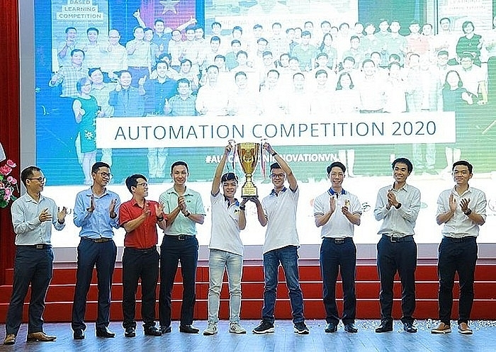 automation competition grows for a second year
