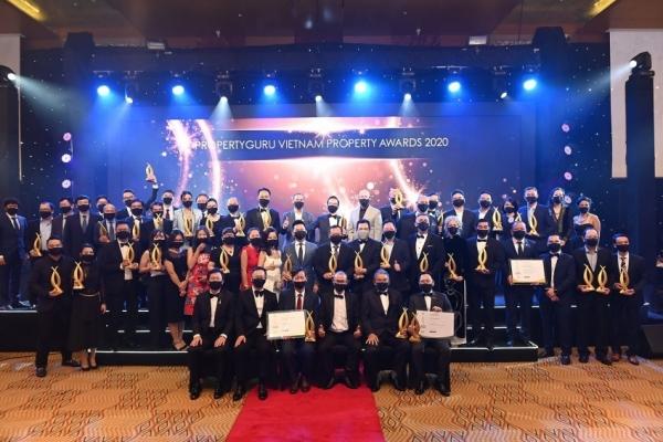 outstanding developers honoured at propertyguru vietnam property awards 2020
