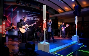 electro voice launches flagship compact column loudspeaker system evolve 30m in vietnam