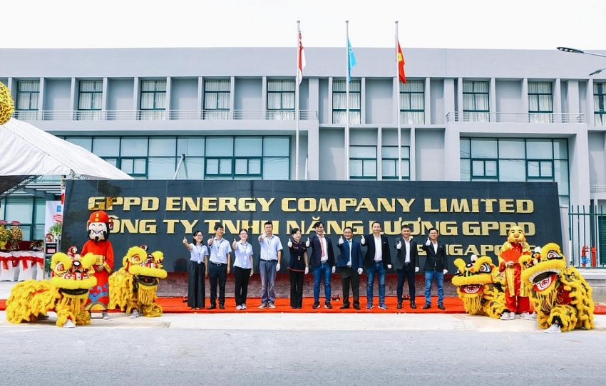 first mercury free battery factory in binh phuoc put into operation
