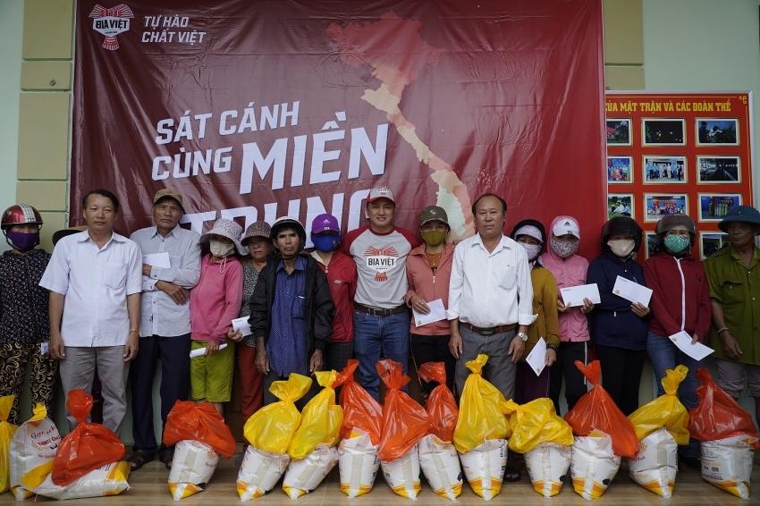 heineken vietnam supports central region in challenging times