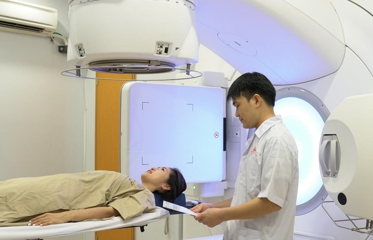 Reaching more patients in Vietnam with quality cancer care