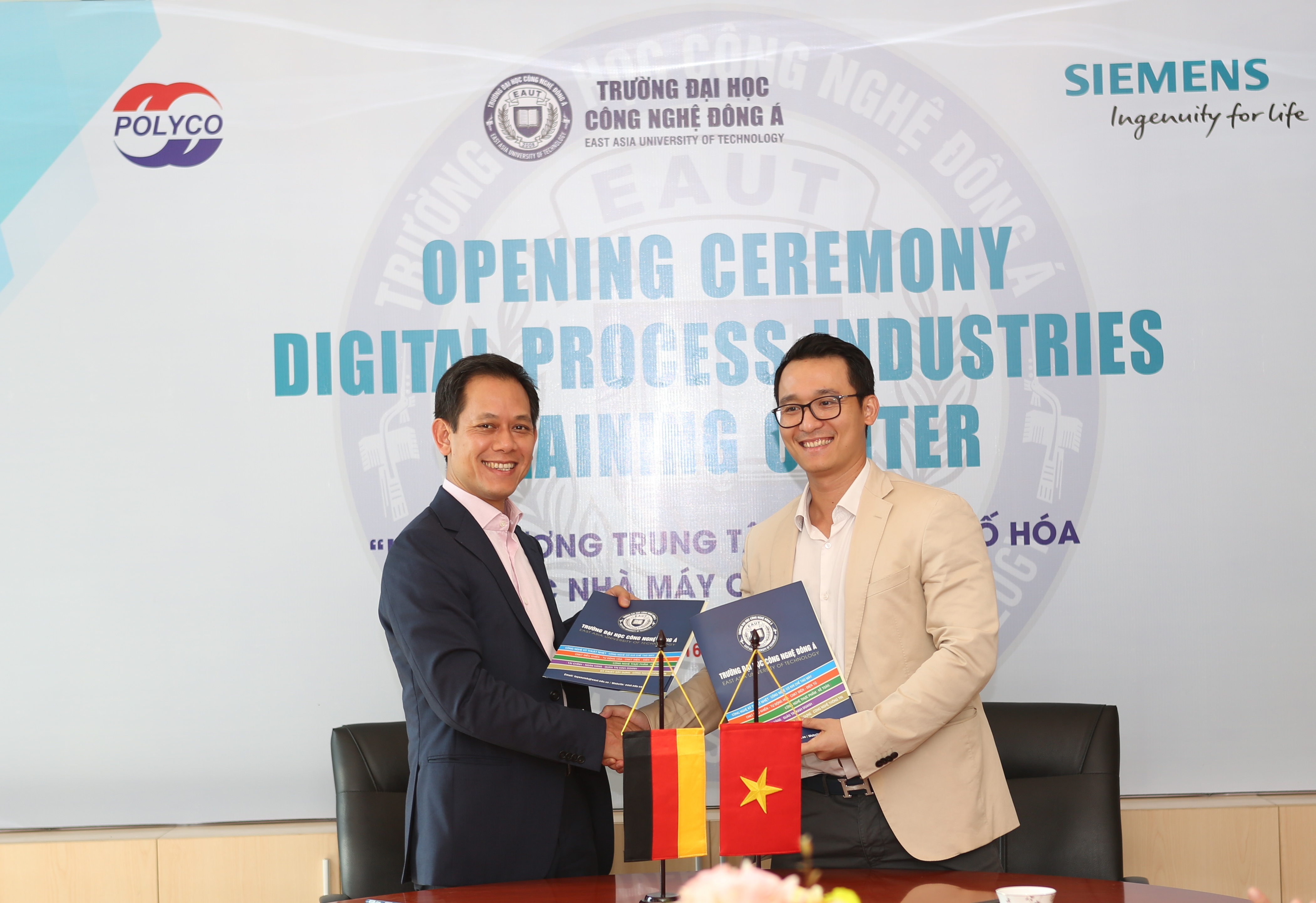 training centre powered by siemens technologies now open