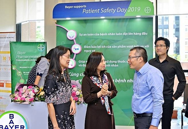 bayer supports patient safety day 2019