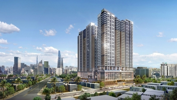 real estate in ho chi minh city cbd optimism for the long term