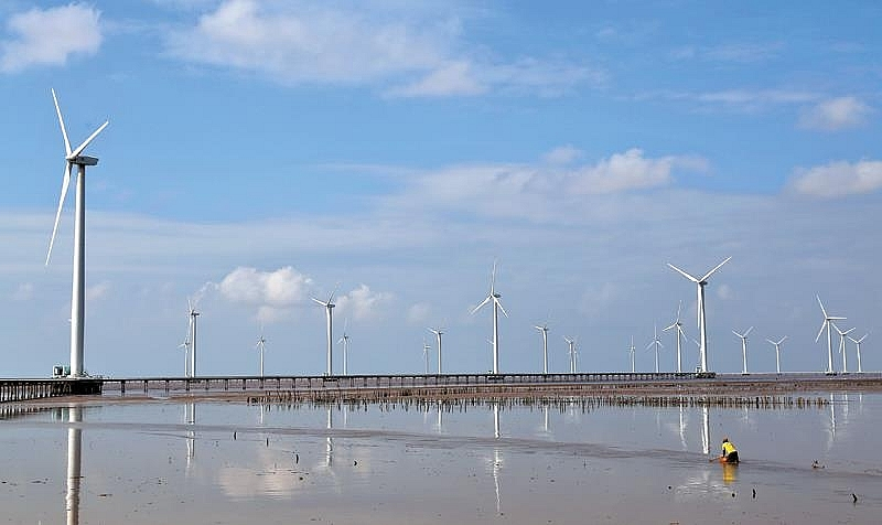 wind to make up 30 per cent of global electricity production by 2050