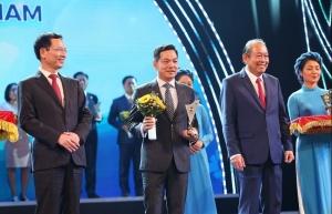 vnpay honoured with national brand award 2020