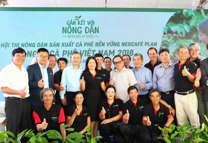 nescafe plan devotes to vietnamese coffee sustainable development