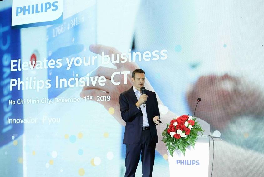 philips expands diagnostic imaging portfolio with the new incisive ct platform