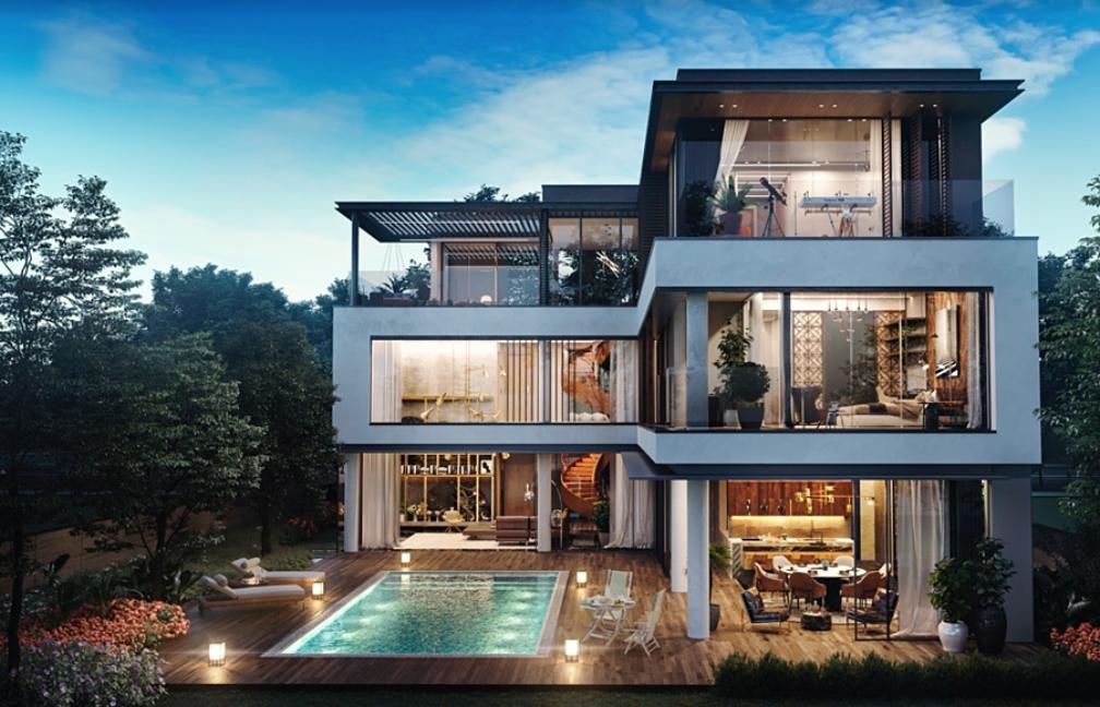 Luxury real estate dominates portfolio of super-rich
