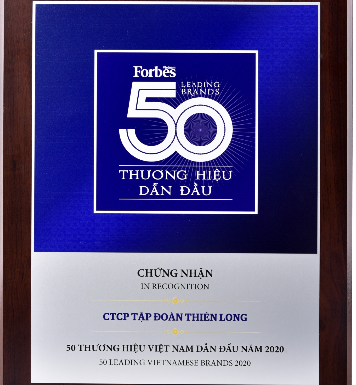 Thien Long Group enters top 50 brands Vietnam and Asia's 200 Best Under a Billion List