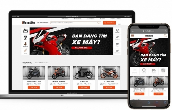 imotorbike a new choice for motorbike lovers in vietnam