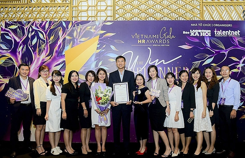 pepsico foods vietnam honoured in top 10 vietnam best places to work 2020