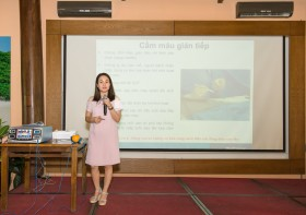 VietMedical provides training for nearly 100 nurses in Hanoi