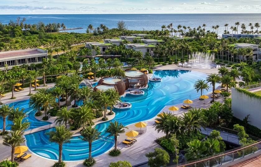 pullman phu quoc a resort that breaths the southwest coast of pearl island