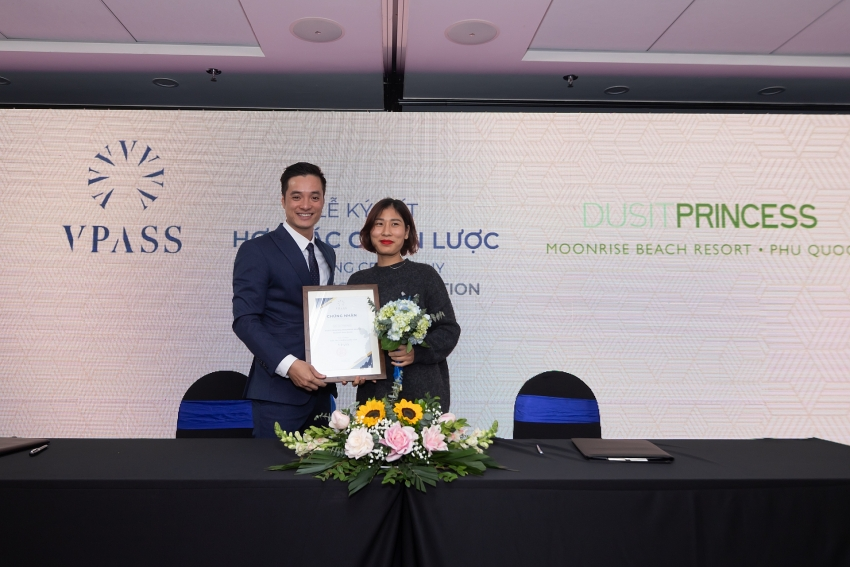 vpass cooperates with the most prestigious 5 star hotel resorts brands in vietnam