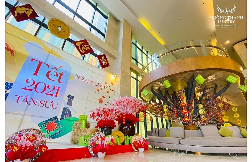special lunar new year gifts from muong thanh hospitality