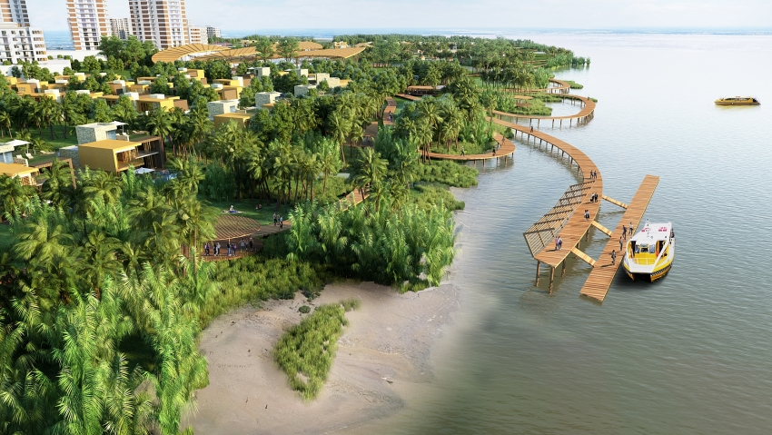 the future of sustainable and healthy city design in vietnam
