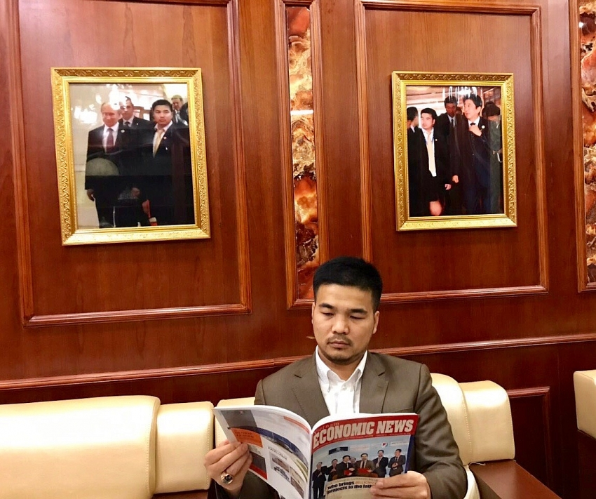 international press lauds billionaire of vietnamese origin