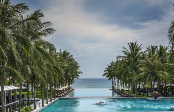 four seasons resort the nam hai awarded forbes 5 star rating