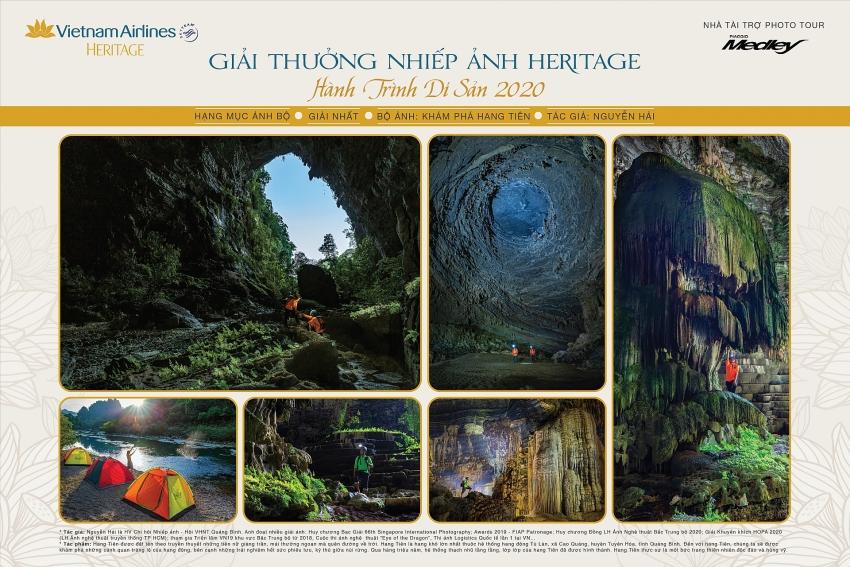 vietnam heritage photo awards heritage journey 2020 exhibition