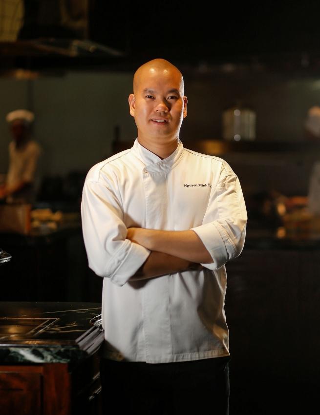 hotel de la coupole mgallery welcomes new executive chef phuc nguyen