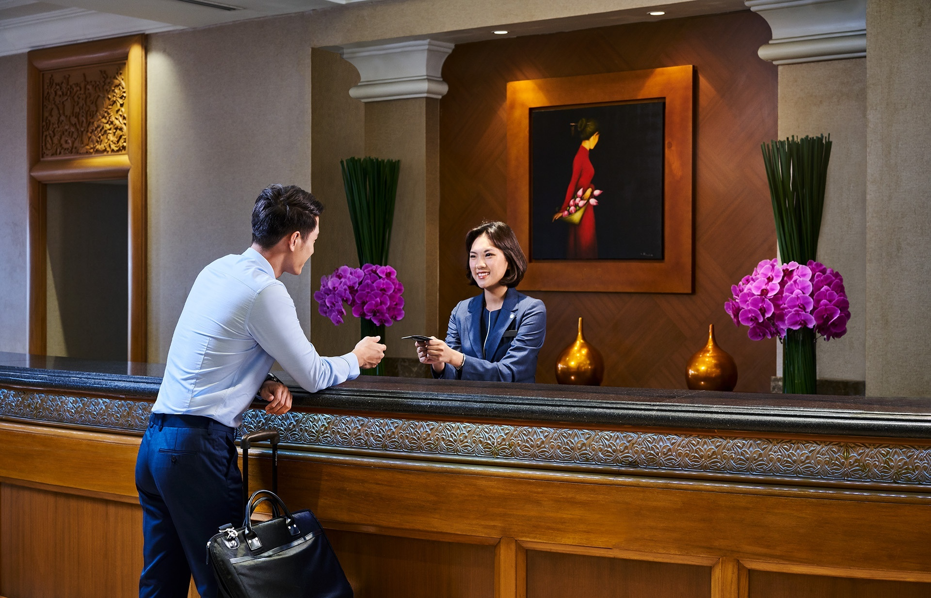 Marriott International Hotels to develop high-quality human resources for hospitality