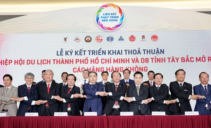 ho chi minh city associates to develop prominent tourist areas in vietnam