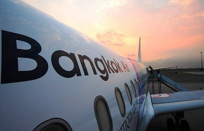 bangkok airways to launch first direct cam ranh bangkok flight