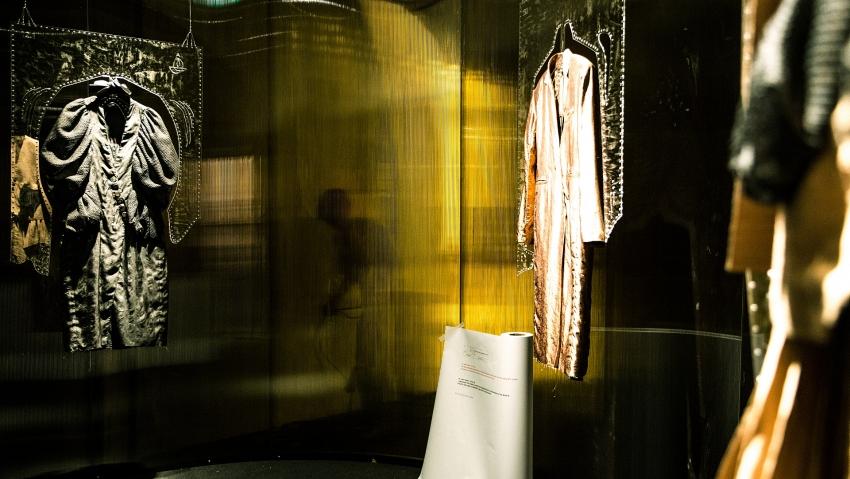 metamorphosis art exhibition