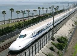 bullet train gets a second look