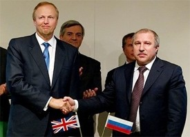 bp rosneft announce share swap arctic exploration deal
