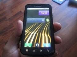 motorola shares slide on gloomy outlook iphone