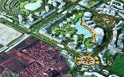hanel to build 35 million software park