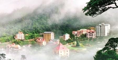 vinh phuc sets sights on becoming a tourism hub