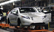 GM announces fix for electric Volt battery