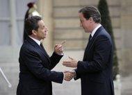 Cameron says EU-wide financial tax would harm Europe