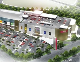 aeon looks to turn on retail charm