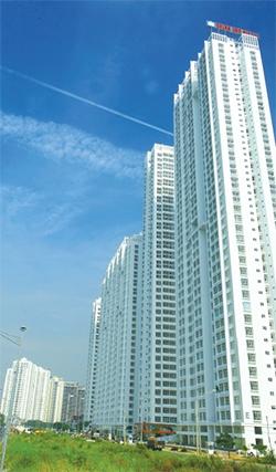 Investors face deadlock in real estate market
