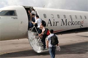 air mekong continues increasing flights during tet holidays