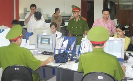 piracy crackdown shows progress