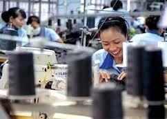 domestic garment and textile firms get into gear