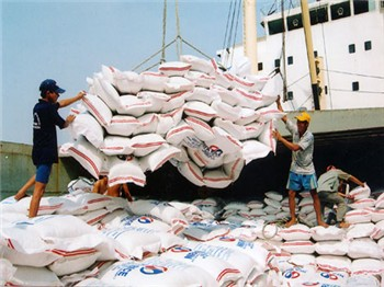 a tough year for rice exports