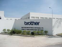 brother vietnam factory
