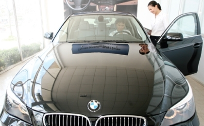 bmw auto importer is hit by 4 mln tax claim